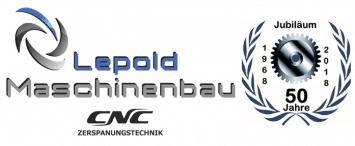 Lepold Maschinenbau CNC-Fertigung